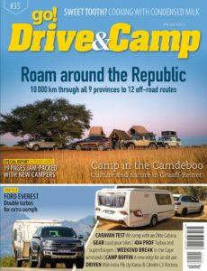 Go! Drive & Camp – April 2020