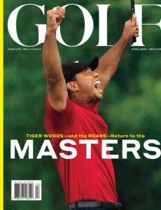 Golf Magazine USA – April 2020