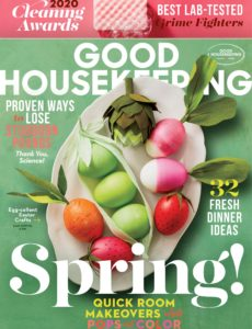 Good Housekeeping USA – April 2020
