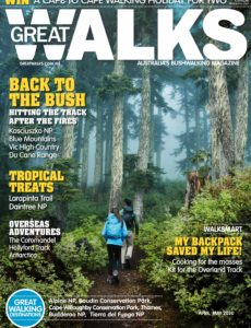 Great Walks – April-May 2020