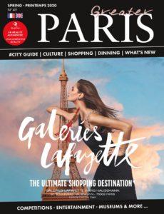 Greater Paris – février 2020