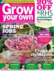Grow Your Own – April 2020