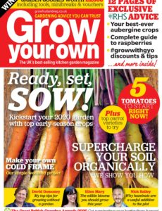 Grow Your Own – February 2020