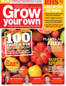Grow Your Own – March 2020