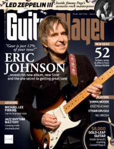 Guitar Player – April 2020