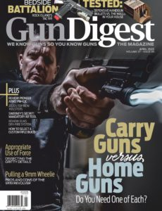 Gun Digest – April 2020