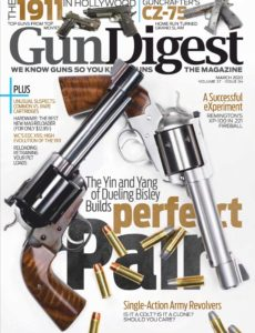 Gun Digest – March 2020