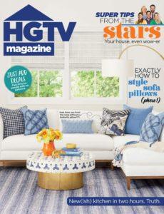 HGTV Magazine – April 2020