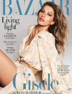 Harper's Bazaar Australia – April 2020