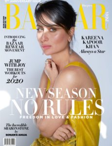 Harper's Bazaar India – March 2020