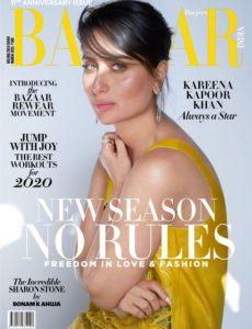 Harper's Bazaar India – March 2020