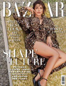 Harper's Bazaar Singapore – March 2020