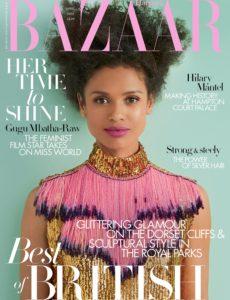 Harper's Bazaar UK – April 2020