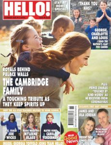 Hello! Magazine UK – 06 April 2020