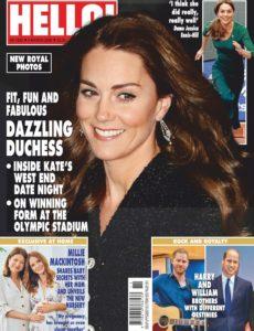 Hello! Magazine UK – 16 March 2020