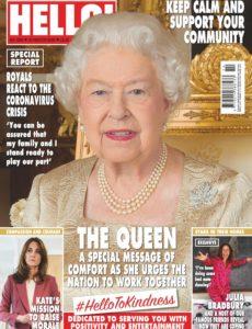 Hello! Magazine UK – 30 March 2020