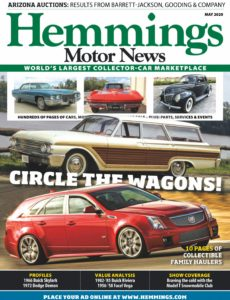 Hemmings Motor News – May 2020