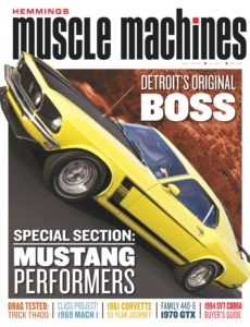 Hemmings Muscle Machines – May 2020