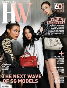 Her World Singapore – April 2020