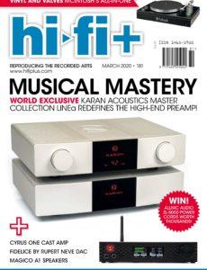 Hi-Fi+ – Issue 181 – March 2020