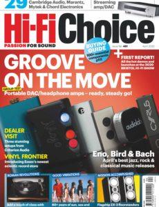 Hi-Fi Choice – April 2020