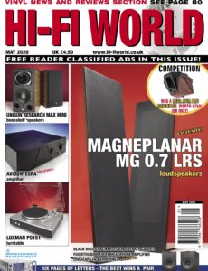 Hi-Fi World – May 2020