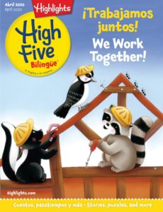 Highlights High Five Bilingue – April 2020