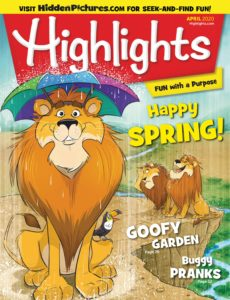Highlights for Children – April 2020