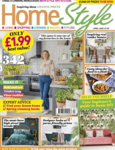 HomeStyle UK – April 2020