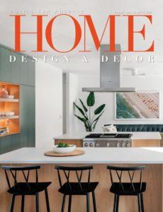 Home Design & Decor Austin-San Antonio – February-March 2020