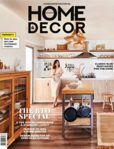 Home & Decor – March 2020