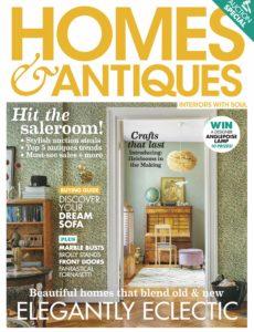 Homes & Antiques – April 2020
