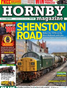 Hornby Magazine – Issue 154 – April 2020