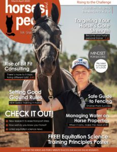 Horses and People – March-April 2020
