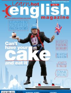 Hot English Magazine #214 • March 2020