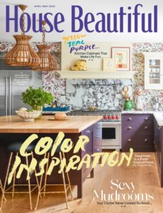 House Beautiful USA – April-May 2020