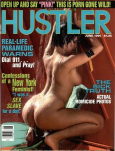 Hustler USA – June 1990