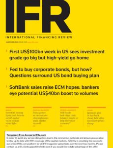 IFR Magazine – March 28, 2020