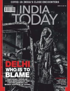 India Today – March 16, 2020