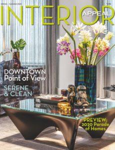 Interior Appeal – Spring-Summer 2020