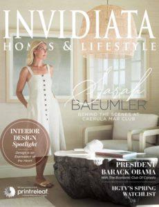 Invidiata Homes & Lifestyle – Spring 2020
