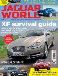 Jaguar World – April 2020