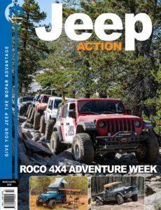 Jeep Action – March-April 2020