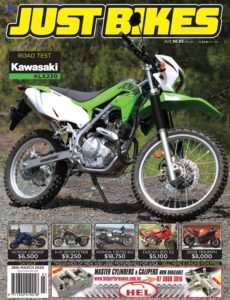 Just Bikes – March 2020