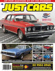 Just Cars – March 2020