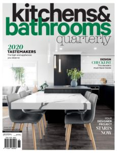 Kitchens & Bathrooms Quarterly – March 2020