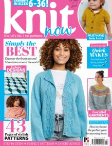 Knit Now – Issue 114 – March 2020