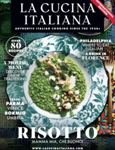 La Cucina Italiana International Edition – February-March 2020