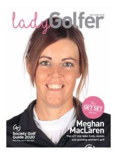 Lady Golfer – March 2020