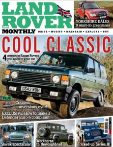 Land Rover Monthly – April 2020